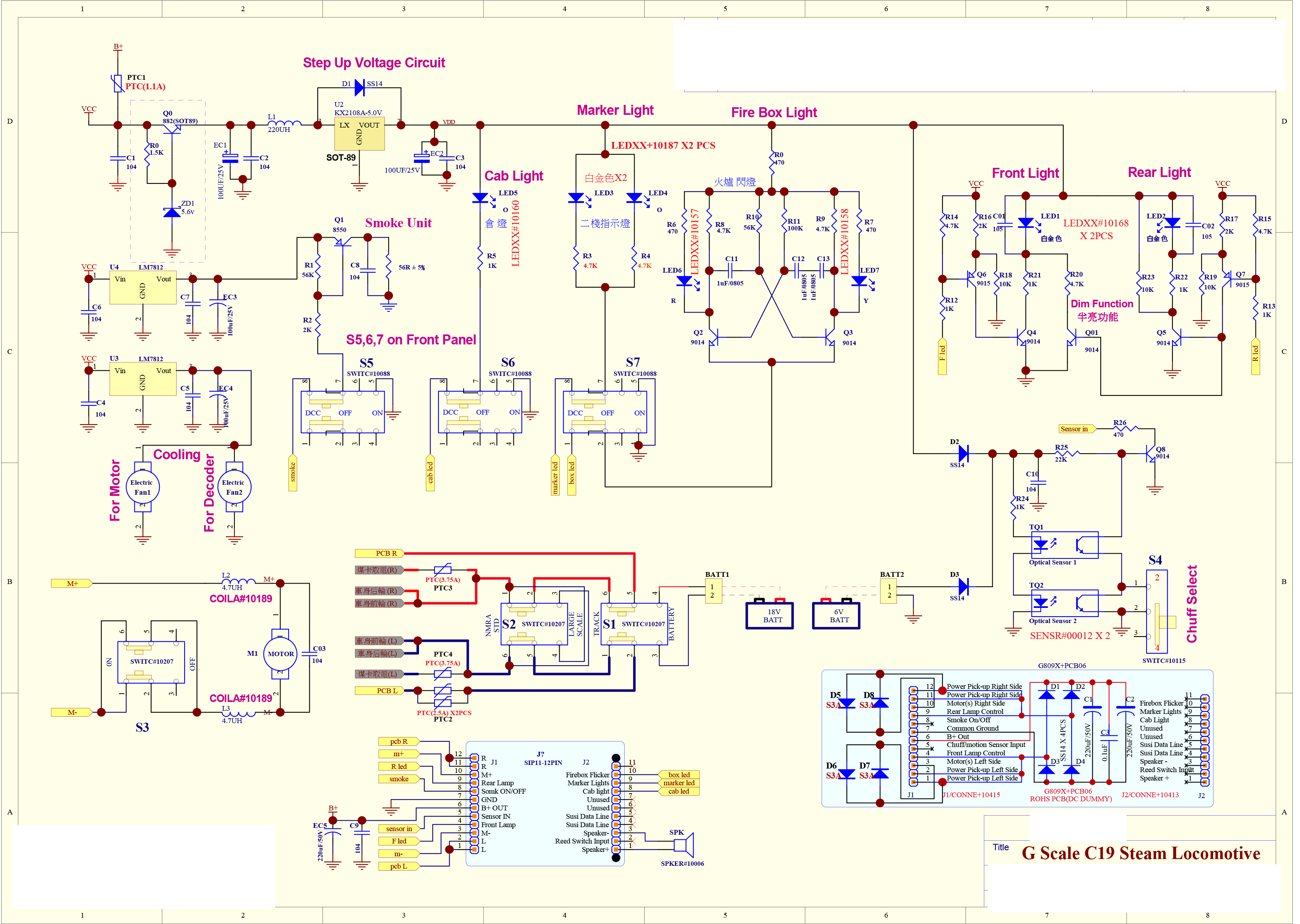 Bachmann Wiring Diagrams